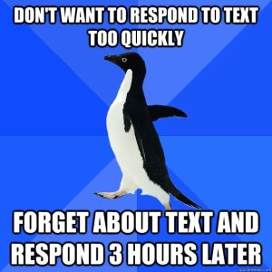 penguin text